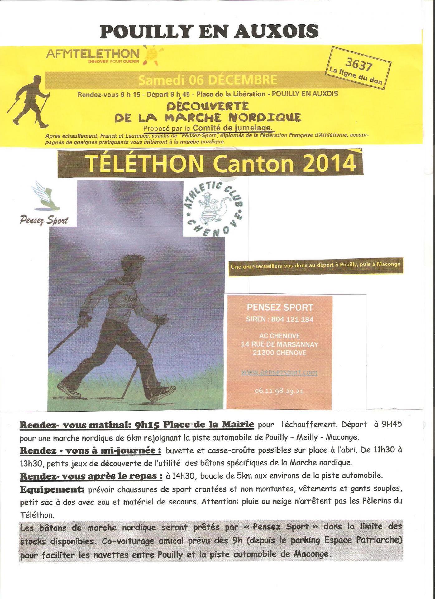 Affiche marche nordique telethon 2014 001