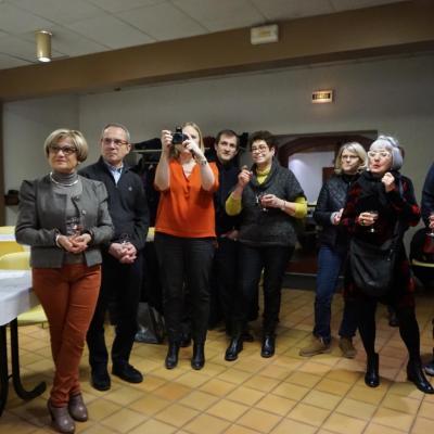 Soirée conviviale à Pouilly-en-Auxois 27 janvier